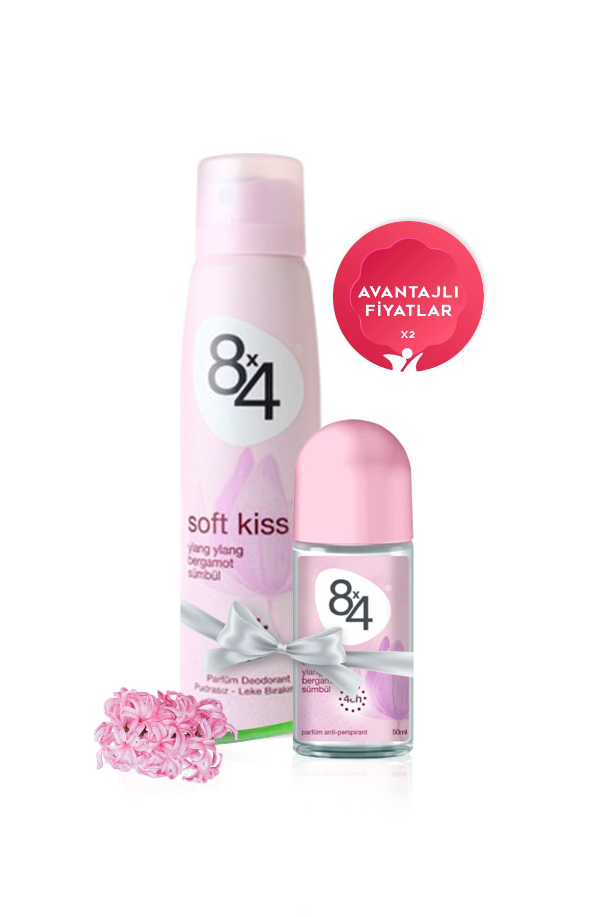 8X4 Soft Kiss Paketi
